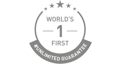 BIG KAISER #Unlimited Garantie
