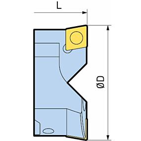 Porte-plaquettes Type CC