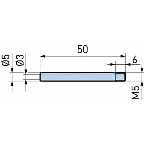 EWN/EWE Feinbohrkopf, Ø 200 - 3 000 - Kühlmittelrohr