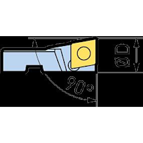 Wendeplattenhalter Brückenwerkzeug CC09