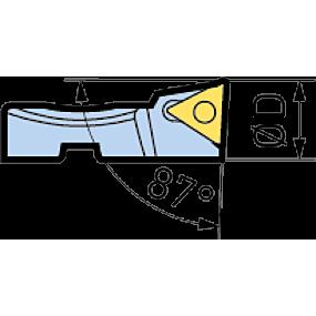 Wendeplattenhalter Brückenwerkzeug TC11
