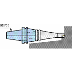Adapter BDV50 auf BDV40