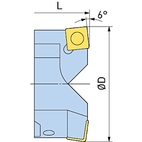 Porte-plaquette TW, type SC/SP pour RSS