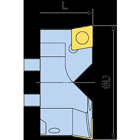Porte-plaquettes RW, type CC