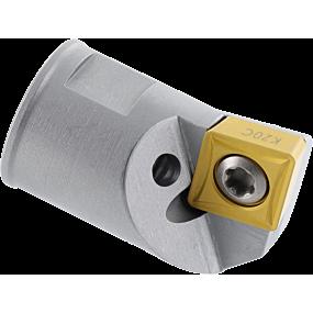 Aufschschraubbarer Wendeplattenhalter CC06