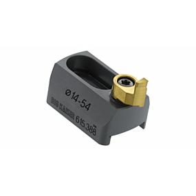 Stirnstechhalter für EWN/EWE, Ø 14 - 53  Bohrstange- und Wendeplattenhalter